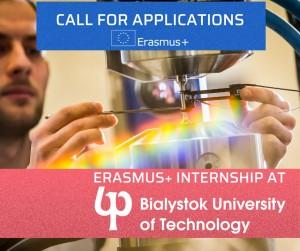 Erasmus internship BUT